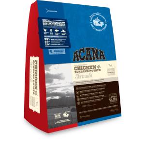 Acana Chicken & Burbank Potato (6.8kg)