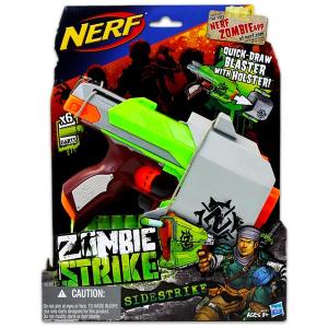 NERF N-Strike Elite - Zombie Strike Sidestrike szivacslövő pisztoly