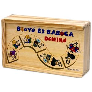 Magyar Gyártó Bogyó és Babóca - Dominó