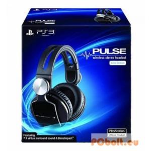 Sony PS3 Pulse Wireless Headset