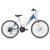 Carratt 24″-os lány Mountain bike bicikli, 18 sebességes, kék (Carratt Joy)