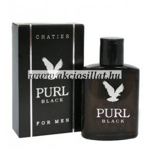 Chatier Purl Black Men EDT 100 ml