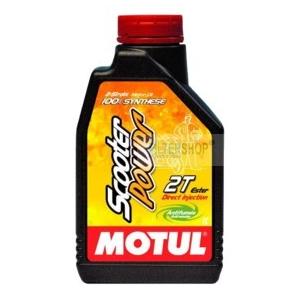 Motul Scooter Power 2T 1 L motorkerékpár olaj
