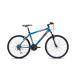 Teleszkópos mountain bike Carratt Antares C570, 52-es, fehér, 3×7 sebesség (Shimano Deore)