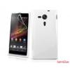 CELLECT Sony Xperia Z2 TPUS szilikon hátlap,Fehér
