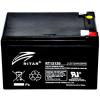 Ritar 12V 12Ah zselés akkumulátor RT12120 T2