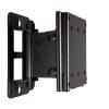 4world LCD 15\'\'-22\'\'falitartó VESA 75/100 dönthető/forgatható max 30kg BLK