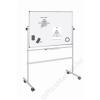 VICTORIA Átfordítható tábla, mágneses kétoldalas, 90x120 cm, VICTORIA (VVBAT01)