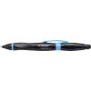STABILO Golyóstoll, 0,5 mm, nyomógombos, fekete-kék tolltest, jobbkezes, STABILO Smartball, kék (TST1852241)