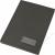 VICTORIA Aláírókönyv, A4, 20 részes, karton, műbőr hatású borító, VICTORIA, fekete (INVAK)