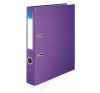 VICTORIA Iratrendező, 50 mm, A4, PP/karton, VICTORIA, Basic, lila (IDI50LN) irattartó