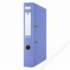 DONAU Iratrendező, 50 mm, A4, PP, élvédő sínnel, DONAU Premium, világoskék (D3955VK)