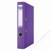 DONAU Iratrendező, 50 mm, A4, PP, élvédő sínnel, DONAU Premium, lila (D3955L)