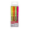 KORES Szövegkiemelő készlet, 0,5-3,5 mm, KORES, 4 különböző szín (IK36240)