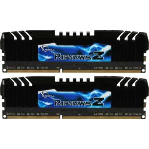 G.Skill F3-2400C10D-8GZH RipjawsZ ZH DDR3 RAM 8GB (2x4GB) Dual 2400Mhz CL10