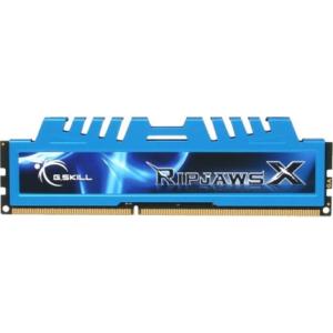 G.Skill F3-1600C9S-8GXM RipjawsX XM DDR3 RAM 8GB (1x8GB) Single 1600Mhz CL9