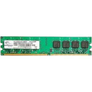 G.Skill F2-6400CL5S-1GBNT Value NT DDR2 RAM G.Skill 1GB (1x1GB) Single 800Mhz CL5
