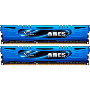 G.Skill F3-1866C9D-8GAB Ares AB DDR3 RAM 8GB (2x4GB) Dual 1866Mhz CL9
