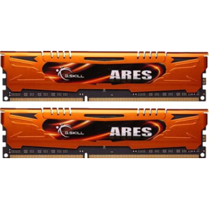 G.Skill F3-1600C10D-16GAO Ares AO DDR3 RAM 16GB (2x8GB) Dual 1600Mhz CL10