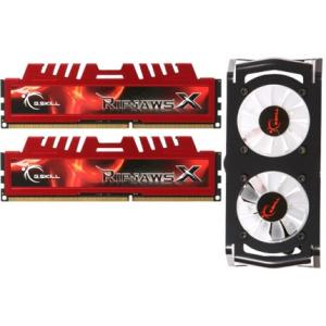 G.Skill F3-19200CL11D-8GBXLD RipjawsX XLD DDR3 RAM 8GB (2x4GB) Dual 2400Mhz CL11