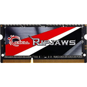 G.Skill F3-1866C10S-8GRSL Ripjaws RSL SO-DIMM DDR3 RAM G.Skill 8GB (1x8GB) Single 1866Mhz CL10 1.35V