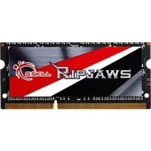 G.Skill F3-1600C9S-4GRSL Ripjaws RSL SO-DIMM DDR3 RAM G.Skill 4GB (1x4GB) Single 1600Mhz CL9 1.35V