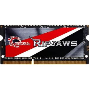 G.Skill F3-1600C9S-4GRSL Ripjaws RSL SO-DIMM DDR3 RAM G.Skill 4GB (1x4GB) Single 1600Mhz CL9 1.35V