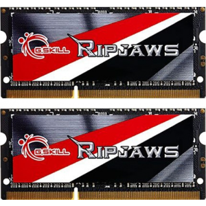 G.Skill F3-1600C9D-8GRSL Ripjaws RSL SO-DIMM DDR3 RAM G.Skill 8GB (2x4GB) Dual 1600Mhz CL9 1.35V