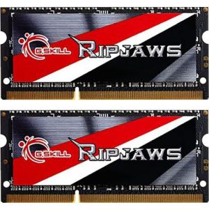 G.Skill F3-1866C10D-16GRSL Ripjaws RSL SO-DIMM DDR3 RAM G.Skill 16GB (2x8GB) Dual 1866Mhz CL10 1.35V