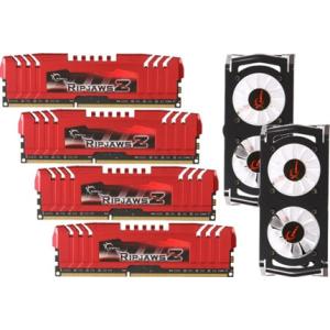 G.Skill F3-17000CL11Q-32GBZLD RipjawsZ ZLD DDR3 RAM 32GB (4x8GB) Quad 2133Mhz CL11