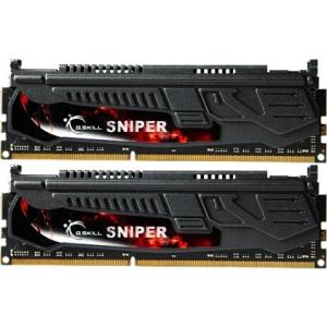 G.Skill F3-17000CL11D-8GBSR Sniper SR DDR3 RAM 8GB (2x4GB) Dual 2133Mhz CL11