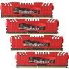 G.Skill F3-12800CL9Q-16GBZL RipjawsZ ZL DDR3 RAM 16GB (4x4GB) Quad 1600Mhz CL9