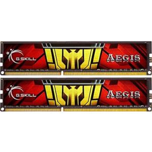 G.Skill F3-1333C9D-16GIS Aegis IS DDR3 RAM 16GB (2x8GB) Dual 1333Mhz CL9
