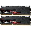 G.Skill F3-12800CL9D-8GBSR Sniper SR DDR3 RAM 8GB (2x4GB) Dual 1600Mhz CL9
