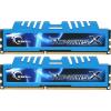 G.Skill F3-12800CL9D-8GBXM RipjawsX XM DDR3 RAM 8GB (2x4GB) Dual 1600Mhz CL9