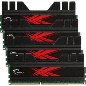 G.Skill F3-2400C10Q-16GTD Trident TD DDR3 RAM 16GB (4x4GB) Quad 2400Mhz CL10