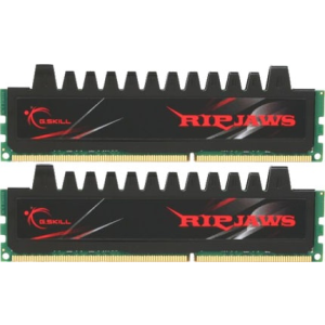 G.Skill F3-10666CL7D-4GBRH Ripjaws RH DDR3 RAM 4GB (2x2GB) Dual 1333Mhz CL7
