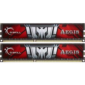 G.Skill F3-1600C11D-8GISL Aegis ISL DDR3 RAM 8GB (2x4GB) Dual 1600Mhz CL11