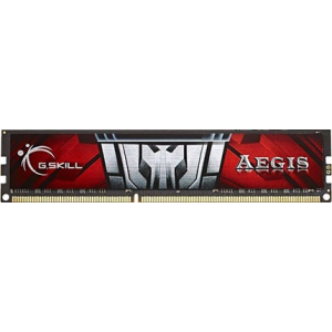 G.Skill F3-1600C11S-4GIS Aegis IS DDR3 RAM 4GB (1x4GB) Single 1600Mhz CL11