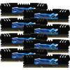 G.Skill F3-2133C9Q2-64GZH RipjawsZ ZH DDR3 RAM 64GB (8x8GB) Quad 2133Mhz CL9