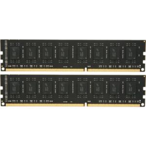 G.Skill F3-10600CL9D-4GBNS Value NS DDR3 RAM 4GB (2x2GB) Dual 1333Mhz CL9