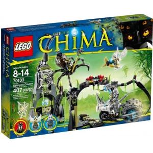 LEGO Spinlyn barlangja 70133