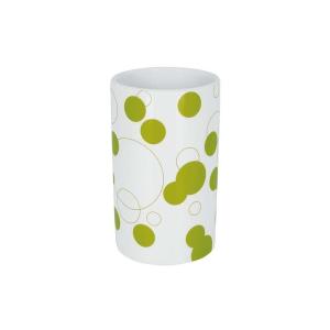 Spirella 10.17292 Tube-Bubbles pohár, kiwi