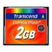 Transcend 2 GB Compact Flash Card 133X