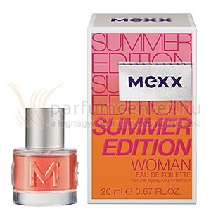 Mexx Woman Summer Edition 2014 EDT 20 ml