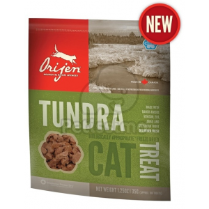 Orijen Tundra Cat jutalomfalat 35 g