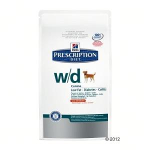 Hill's Prescription Diet Canine w/d - 12 kg
