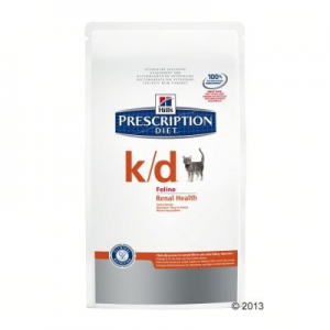 Hill's Prescription Diet Feline - K/D - 5 kg