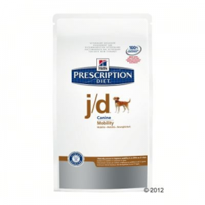 Hill's Prescription Diet Canine j/d - 2 x 12 kg