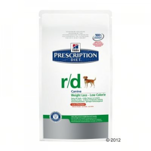 Hill's Prescription Diet Canine r/d - 4 kg